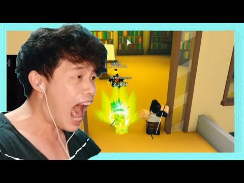 Trolling Auto Clicker In Anime Fighting Simulator Roblox