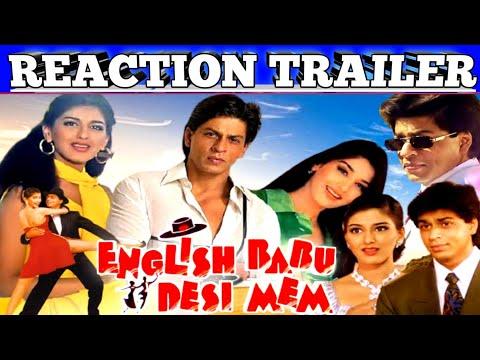 Download English Babu Desi Mem 1996.Reaction Video#AjayVermaReactionVideo