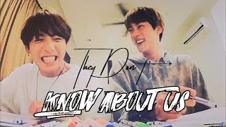 OPV • JINKOOK ✘ | They Don