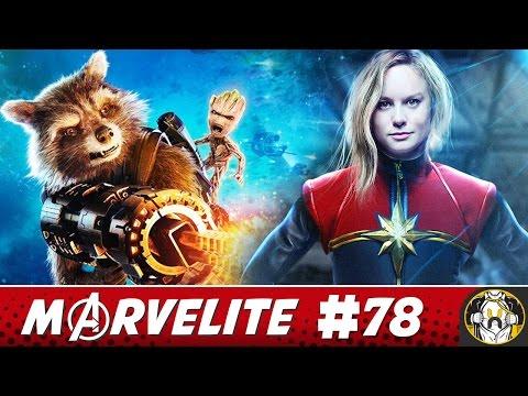 Captain Marvel Directors Revealed & Future of Cosmic MCU | Marvelite #78