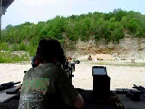 Shooting the 1938 Boys Anti Tank Rifle