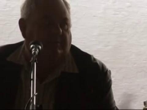 Prof. Hans Du Plessis, Skrywer En Akademikus, Skop Die Gesprek Af.