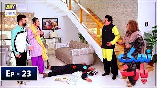 Namak Paray Episode 23 ARY Digital Apr 5