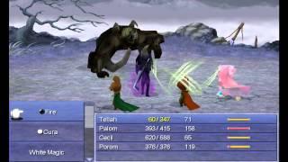 Final Fantasy IV (PC) - Boss: Scarmiglione (Active/Hard)