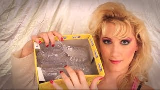 Time Travel Tuesday: Jellies - ASMR - Binaural, Soft Spoken, Tapping, Jelly Bean Sounds Travel Video