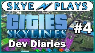 Cities: Skylines Dev Diary Review - Part 4 ► Public Transport ◀ [With Subtitles]