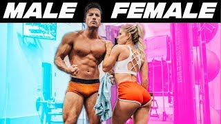 WHAT WOMEN REALLY WANT (opposite sex workout differences)