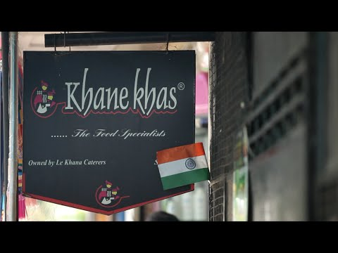The Khane Khas Story || The Finely Chopped