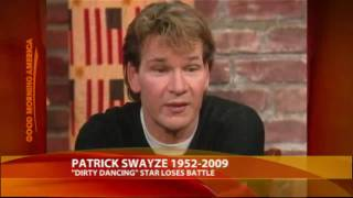 Patrick Swayze Loses Battle With Cancer