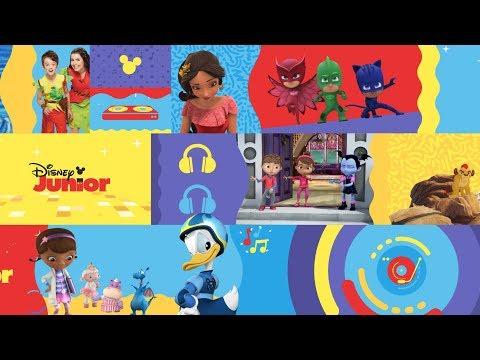🎶 La Fiesta es Aquí | Disney Junior