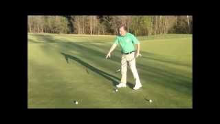 Урок по гольфу №3 - Паттинг (Брейк, Упражнения)