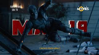 DEADPOOL 2 | May 19 | 1 PM & 9 PM