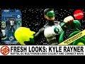 Toy Shiz FRESH LOOKS: Kyle Rayner Mattel DC Multiverse