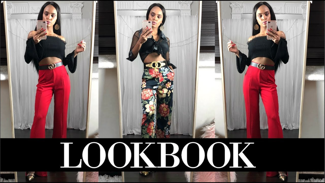 Spring Outfits Lookbook 2018 8