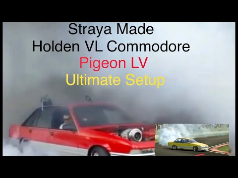 CarX Drift Racing. Australian Car Pigeon LV ( Holden VL Commodore ). Ultimate Setup And Showcase.