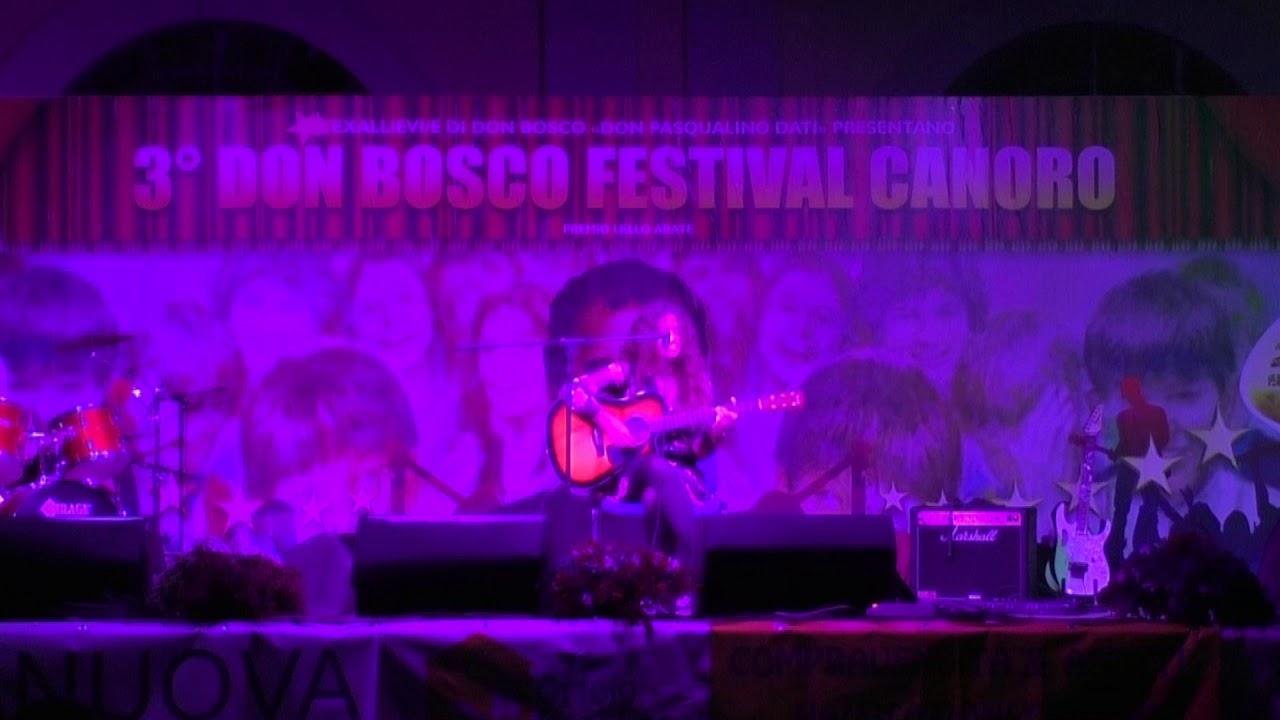 Download Simona Fascia al III Don Bosco Festival Canoro -  Make You Feel My Love