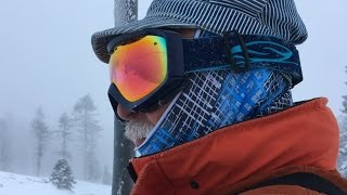 Oldest Mt. Ashland Ski Instructor