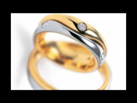 Золотые модные обручальные кольца зима 2015