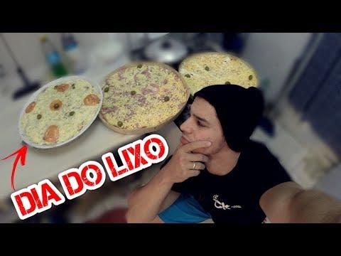 Diário #37 - COMPRAS DA MINHA DIETA E DIA DO LIXO