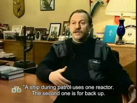 Heroic Act of Sergey Preminin : Nuclear Submarine Accident K-219