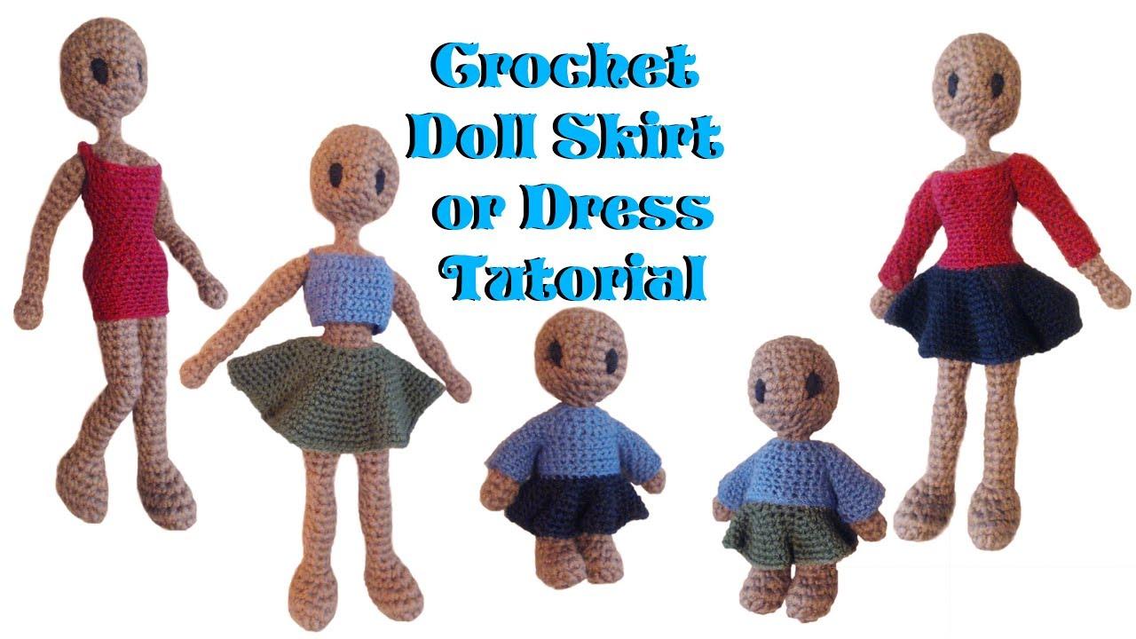 Free Crochet Doll Dress Patterns - Cheap Frills Jewellery | 720x1280