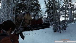 Rise of the Tomb Raider™ стрим -10
