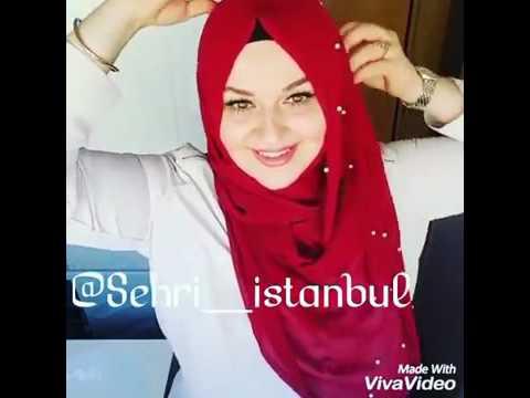 لفة حجاب تركي جديد ستايل انيق وجميل وراقي   كردي #26 Mutaz