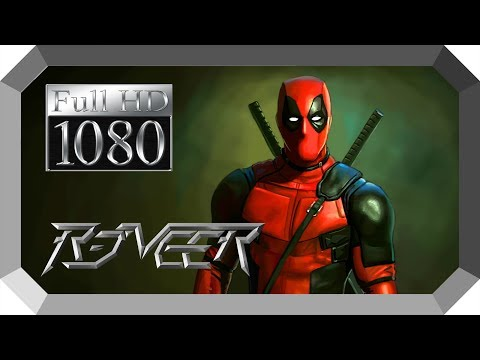 Deadpool Hollywood Undead - Kill Everyone (Strong Language + Blood)