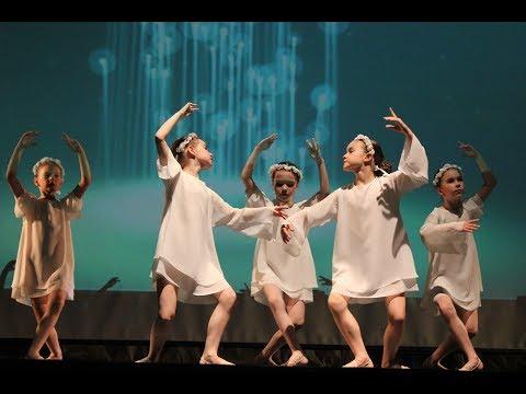 Белые ангелы. Театр Танца Карнавал СПб