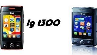 обзор lg t300