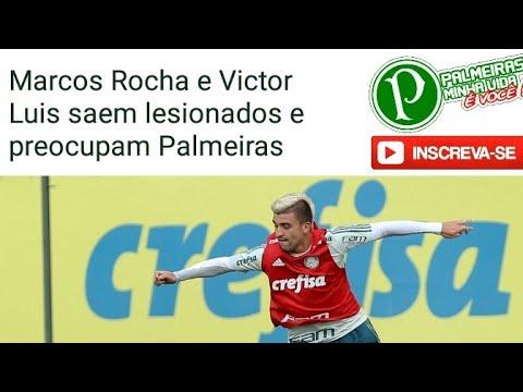 M.ROCHA E VICTOR LUIS VIRAM DUVIDAS P/ PRÓXIMO JOGO, ULTIMAS NOTICIAS DO VERDÃO, ANALISANDO O JOGO