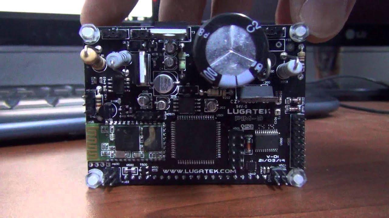 Dm 1 Discrimination Module For Vlf Metal Detectors Detector Pim 3 Pi System