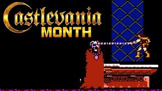 Castlevania (FDS) - CastleMaynia [Castlevania Month 2019]