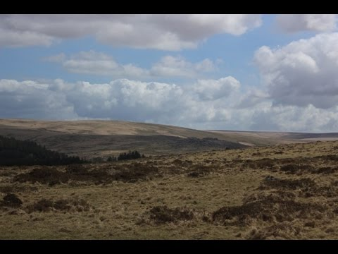 South West England, Dartmoor