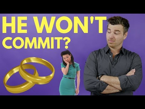 "What to Do If a Guy Won't Commit to You, But Claims That He Still ""Loves You"""