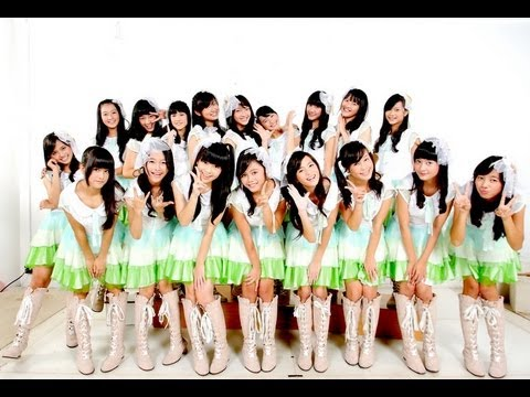 JKT48 Trainee - Run Run Run (Live at Teater JKT48)