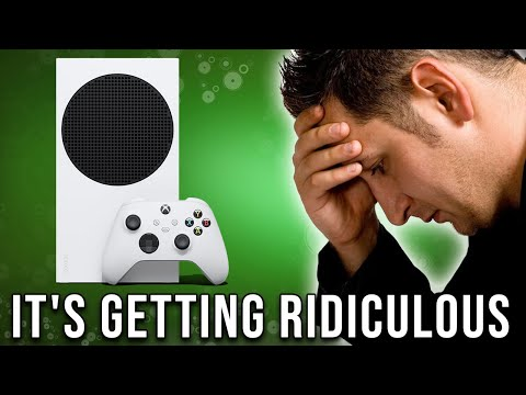 More VERY DISAPPOINTING News About The Xbox Series S