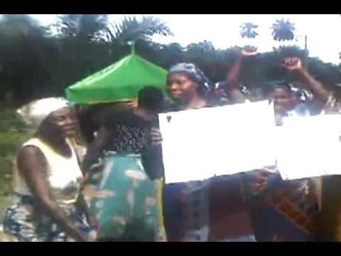 Niger-Delta women speak out