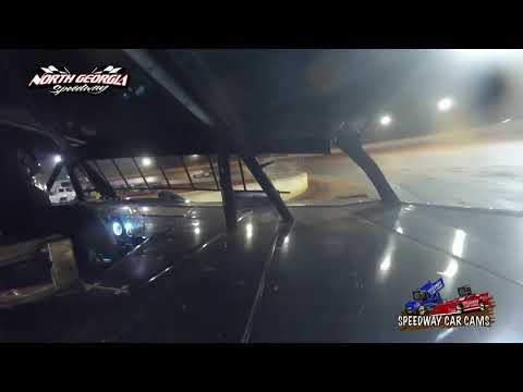 #44 Colby Kilgore - Super Late Model - 11-11-17 North Georgia Speedway - In Car Camera