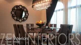 Zen Interiors Dubai - Classic Furniture Collection - How to customize your home interiors