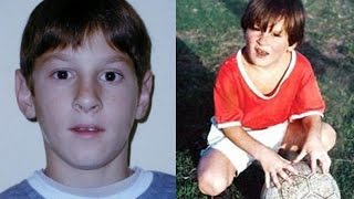 Lionel Messi: The Story Of His Childhood
