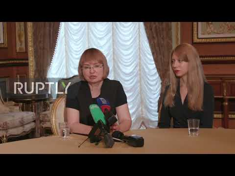 USA: Moscow offered 15 US citizens for arms dealer Viktor Bout, says wife