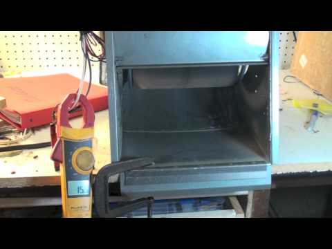 The why of the amp draw of furnace blowers.  Their use in air handlers and furnaces