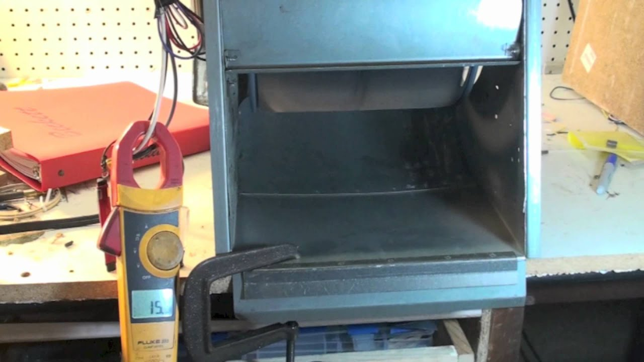 The why of the amp draw of furnace blowers. Their use in ...