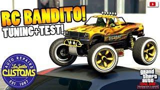 😍🛠Neues Bestes Troll Auto RC BANDITO Tuning+Test!😍🛠[GTA 5 Online Arena War Update DLC]