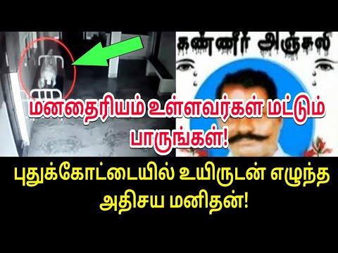 புதுக்கோட்டை மக்களை ஆச்சரியப்பட அதிசய மனிதன்!   Tamil Trending Video   Kollywood News   Tamil