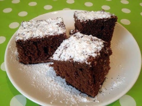 Рецепта за лесен кекс с какао