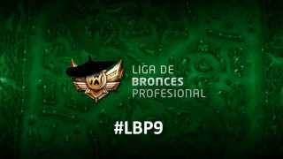 [LBP] Liga de Bronces Profesional - Capítulo 9
