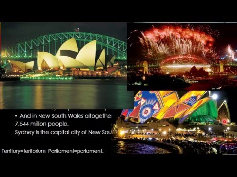 Attractions and Sights in Australia