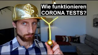 Wie funktionieren Corona Tests?